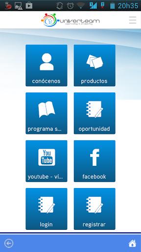 Univerteam Oficial App
