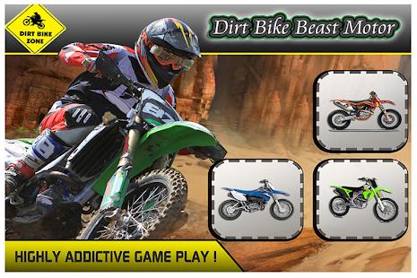 玩體育競技App|Dirt Bike Beast Motor免費|APP試玩
