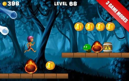 Jungle Castle Run - screenshot thumbnail