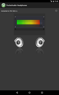 PocketAudio Headphones- screenshot thumbnail