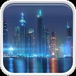Dubai Night Live Wallpaper v1.1