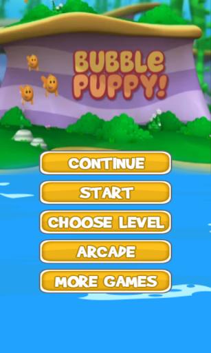 Bubble Puppy Free