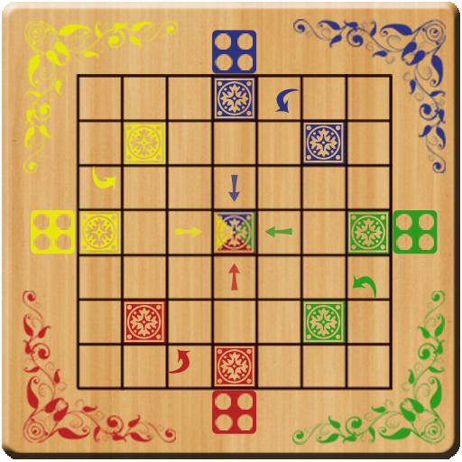 棋類遊戲App|インドのルード LOGO-3C達人阿輝的APP