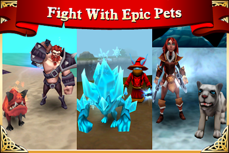 Arcane Legends: MMORPG - screenshot thumbnail