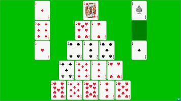 Screenshot of Solitaire 6