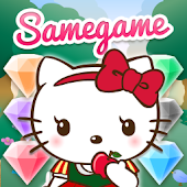 Hello Kitty Samegame
