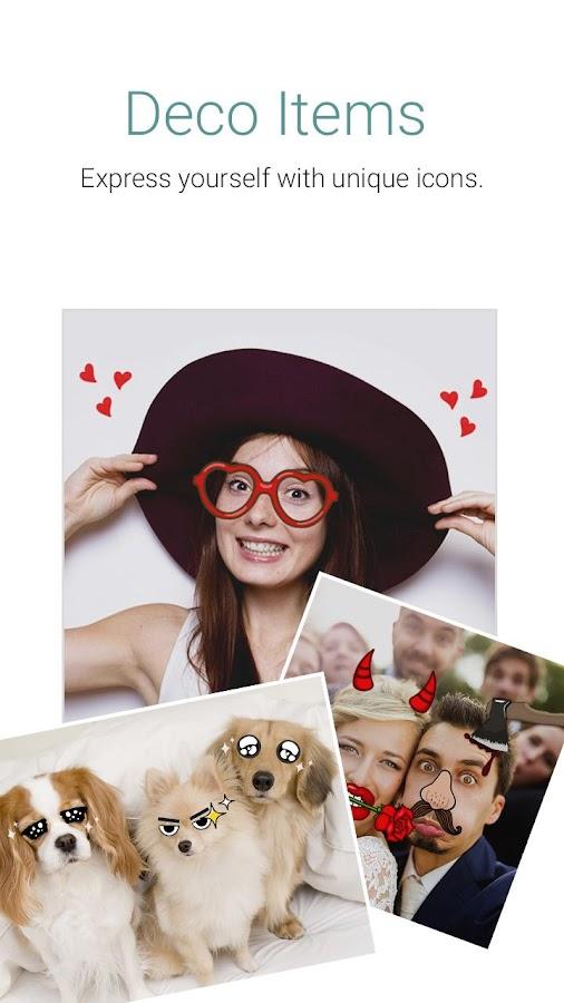 Cymera - Photo Editor, Collage - screenshot