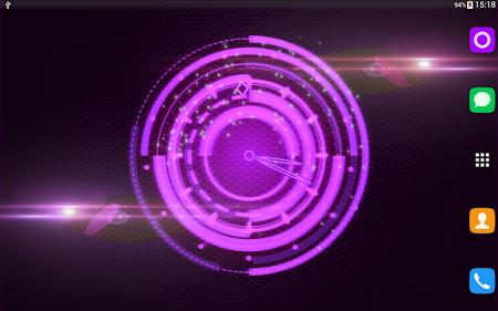 Mystic Halo Clock 1.286.13.82 screenshot 2092502