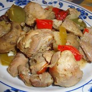 Colin's Turkey Casserole