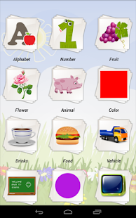 English for Kids: miniatura de captura de pantalla