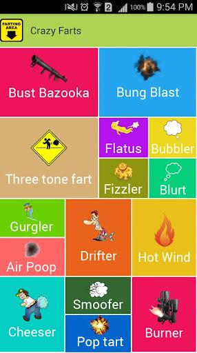 【免費娛樂App】Crazy Farts-APP點子