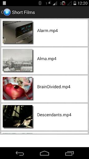 AX Player -Nougat Video Player 2.0 screenshots 2