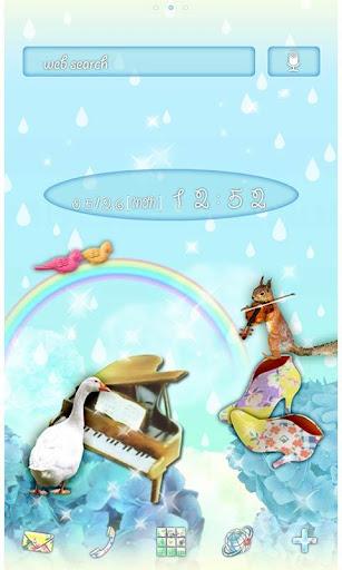 Rainbows Theme-Rainy Recital- 1.0 Windows u7528 1