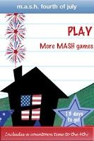 Screenshot of MASH 4th of July