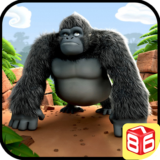 Gorilla Run - Jungle Game file APK for Gaming PC/PS3/PS4 Smart TV