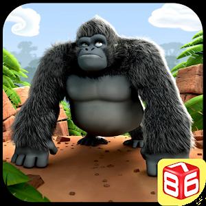 Gorilla Run – Jungle Game for PC and MAC