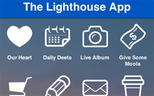 【免費生產應用App】The Lighthouse App-APP點子