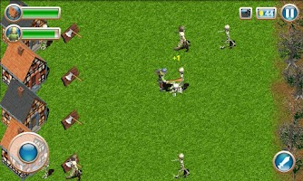 Screenshot of Action Defense FREE