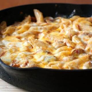 One-skillet Spicy Sausage Pasta