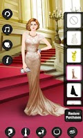 Screenshot of Dress Up! Red Carpet