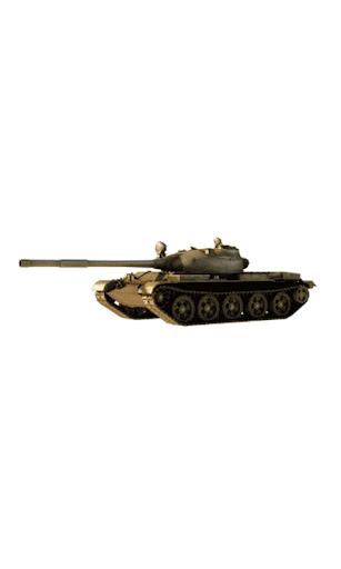 360° T-62A Tank Wallpaper