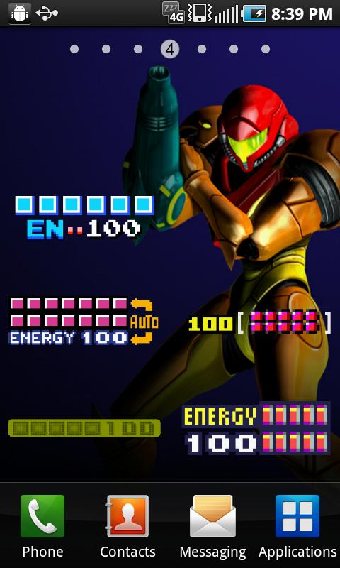 LifeMeter - screenshot