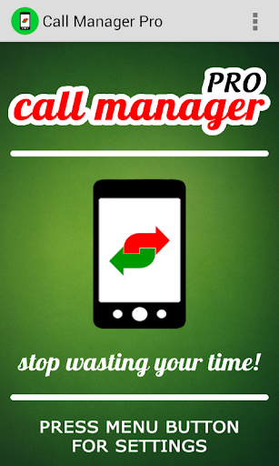 Call Manager Pro