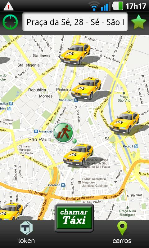 Expotaxi TaxiDigital - screenshot