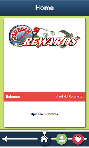 Spinback Rewards Earn Burn