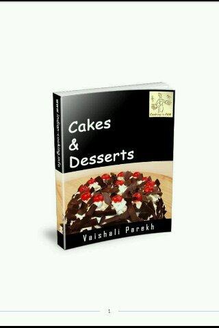 Cakes Desserts Recipes