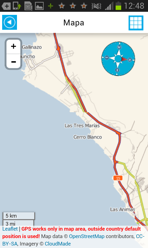 Peru Offline Road Map Guide Android Apps On Google Play - Road map of peru
