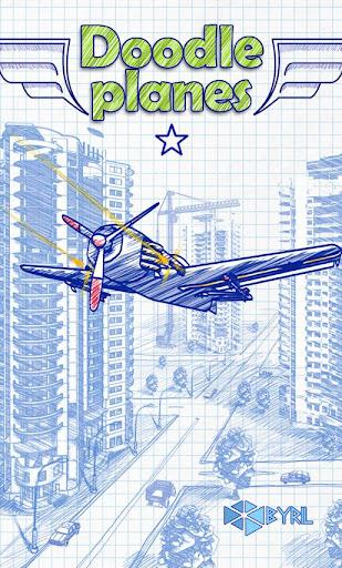 Doodle Planes 1.0.5 screenshots 1