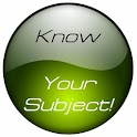 Know Your Subject Limited - Logo
