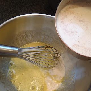 Nutmeggy Baked Custard