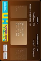 Screenshot of CountDown Calculation Lite