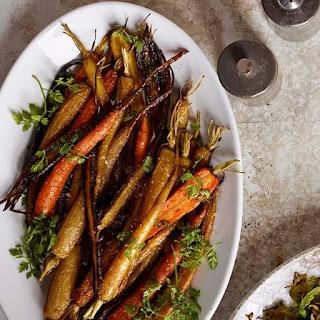 Honey-Roasted Spiced Carrots