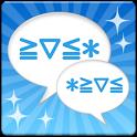 顔文字アプリ*顔コピ* icon