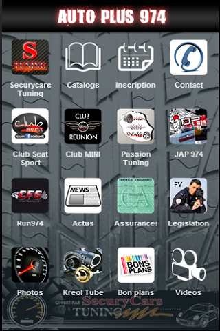Auto Plus 974 - screenshot