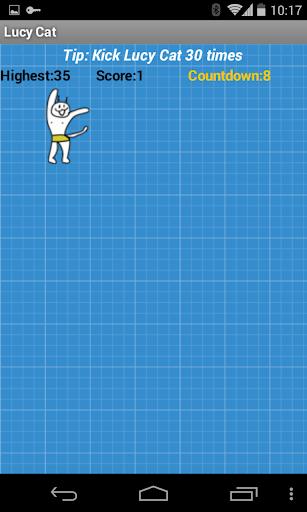 玩免費休閒APP|下載Lucy貓 app不用錢|硬是要APP