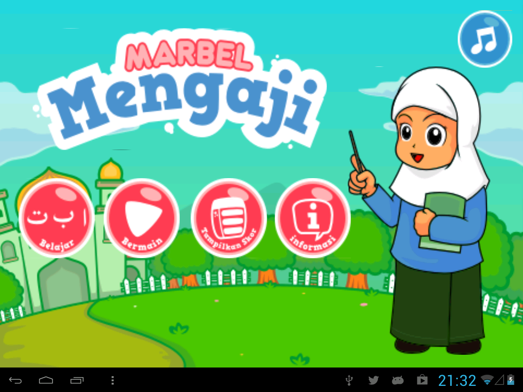 Marbel Mengaji - screenshot