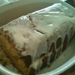 Donna's Pound Cake.