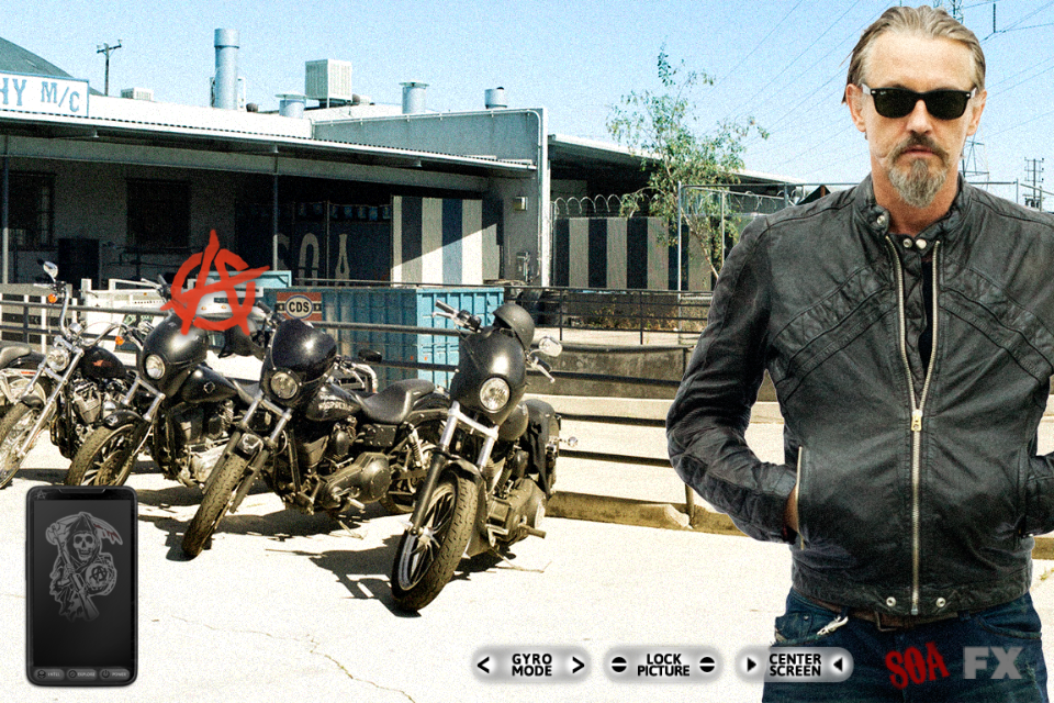 Sons of Anarchy- screenshot