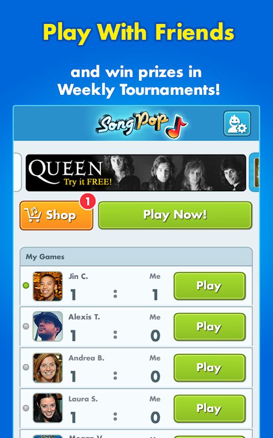 SongPop - screenshot
