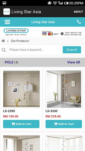 【免費商業App】livingstar.com.my-APP點子