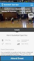 Screenshot of Basketball Finishing