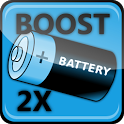 2X Battery Saver FREE PRANK icon