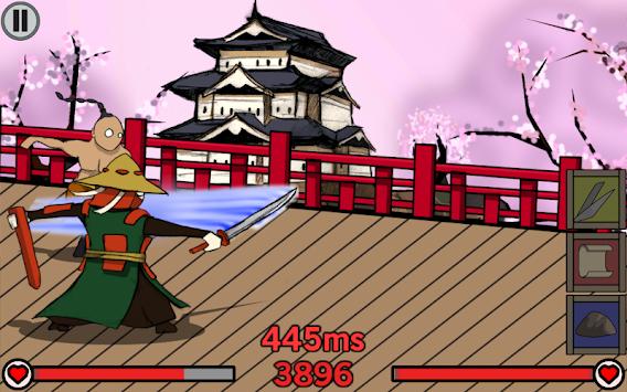 Ronin's Revenge Free apk screenshot