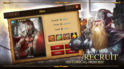 Age of Warring Empire  {cheat|hack|gameplay|apk mod|resources generator} 5