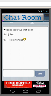 Free Chat Room- screenshot thumbnail