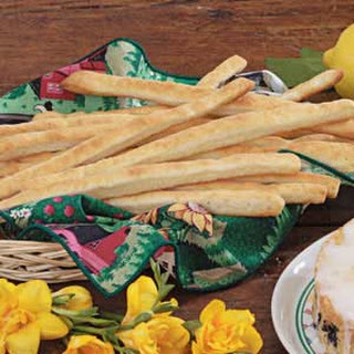 Butter Dip Breadsticks.